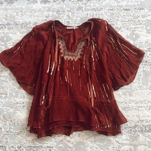 New Anthropologie Blouse